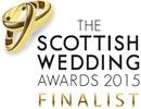 The Scottish Wedding Awards 2015 Finalist
