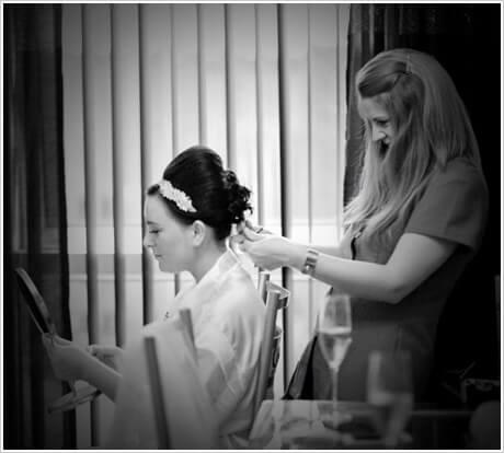 Sarah Lou Wedding Hair and Make-Up