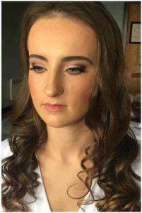 bridal, hair, makeup