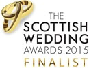The Scottish Wedding Awards 2015 Finalist